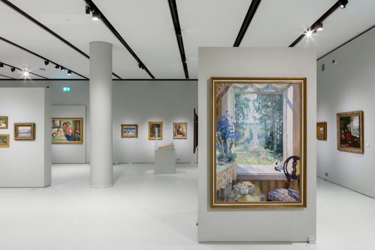 Мамаход в «Музей русского импрессионизма»