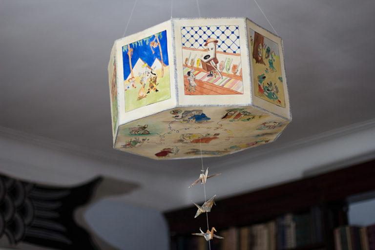Рождественский Мамаход в Переделкино, дом – музей Корнея Ивановича Чуковского