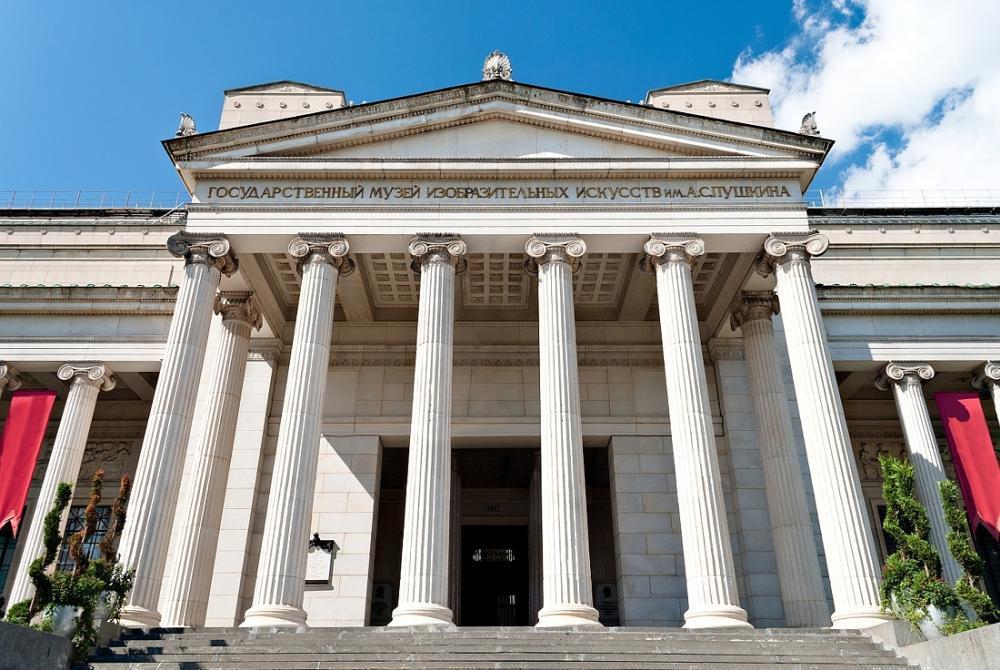 Знакомство с Пушкинским музеем