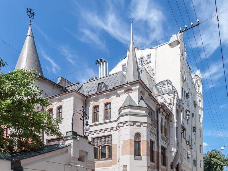 Мамаход в поисках московских замков, 0+