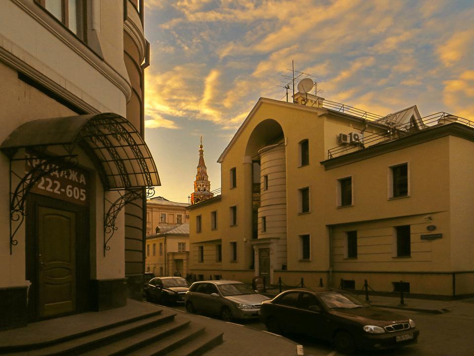 Домашний очаг Москвы. ЗАМОСКВОРЕЧЬЕ , 0+