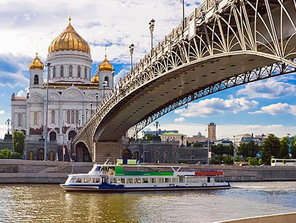 Мамаход по Москве-реке, 0+
