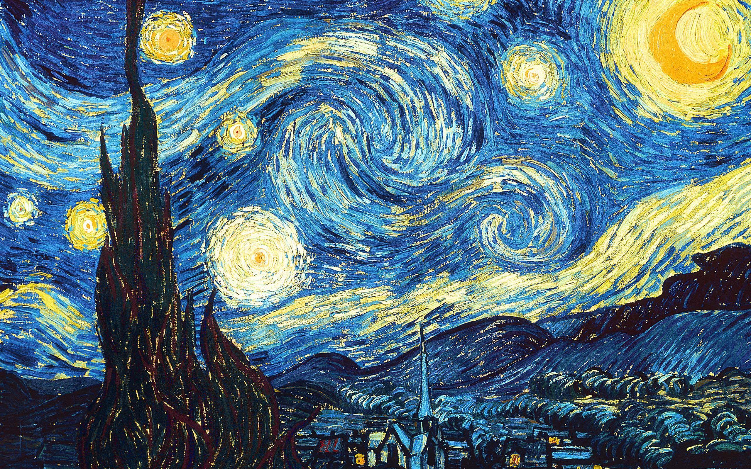 Завтрак со смыслом Mom&Art: Ван Гог «Звездная ночь» (лекция+рисунок), 0+