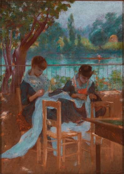 Мамаход на выставку  «Импрессионизм и испанское искусство» в Музее русского импрессионизма, 0+