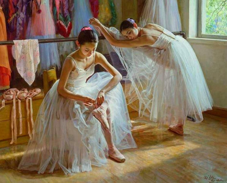 Завтрак со смыслом Mom&art «Балерина», 0+