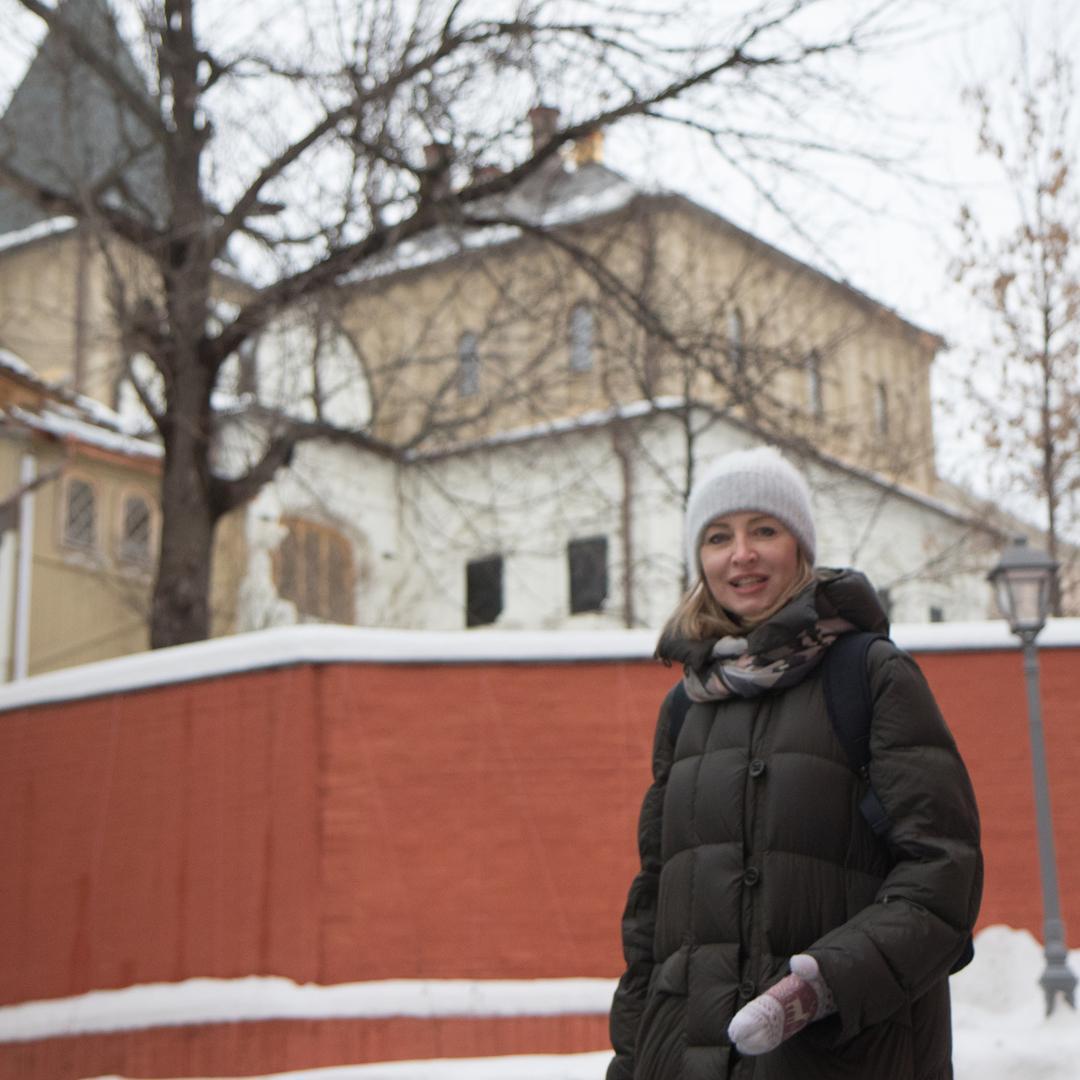 Завтрак со смыслом Mom&Art «Неочевидные памятники Москвы», 0+