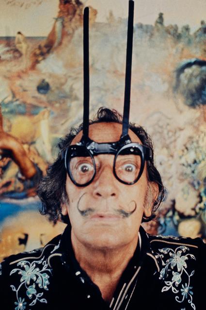 Мамаход на выставку «Сальвадор Дали. Магическое искусство» , 0+