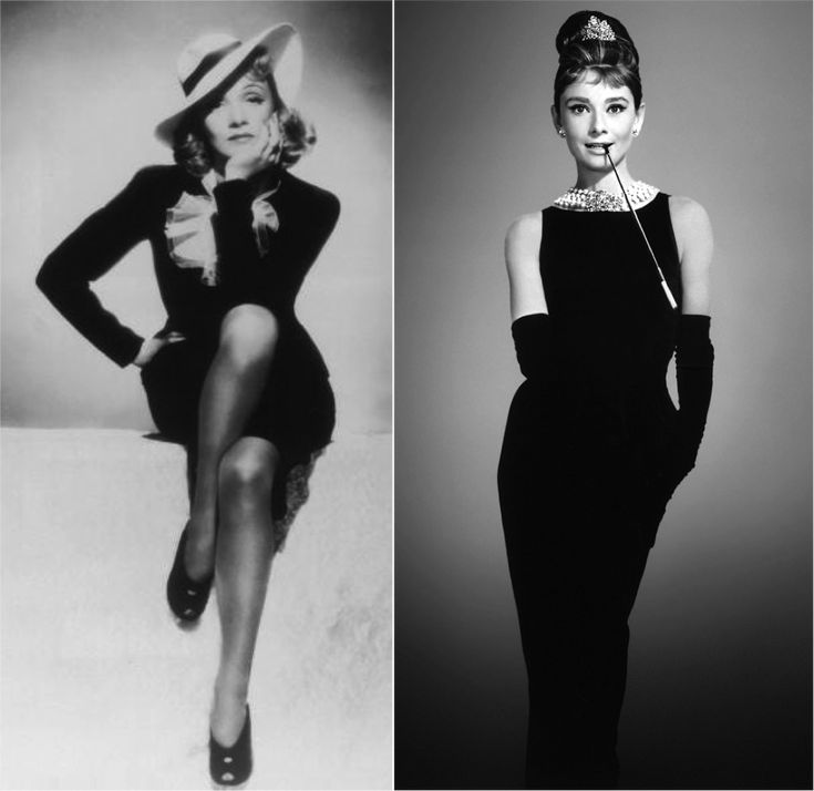 Разговор с историком моды «Секреты маленького черного платья»
