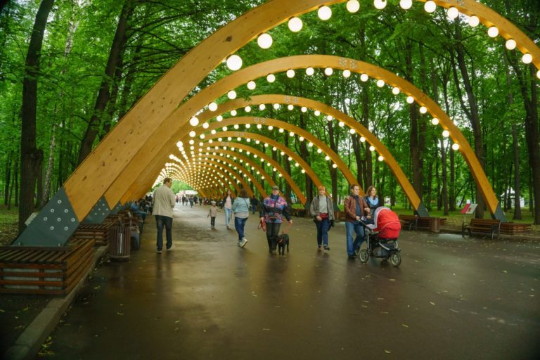 Мамаход в парк Сокольники, 0+