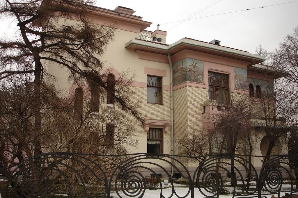 Москва Шехтеля, 0+